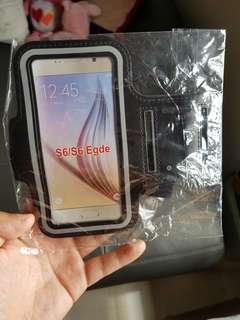 🚚 Samsung S6/S6 edge running pouch
