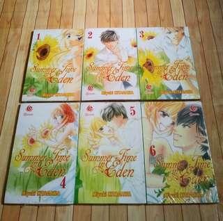 Komik Summer Time in eden 1-6 tamat (romance dewasa)