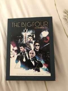 The Big Four大家利事演唱會DVD
