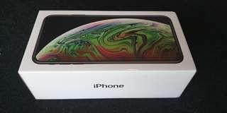Selling sealed Iphone XS Max 256gb (Grey)