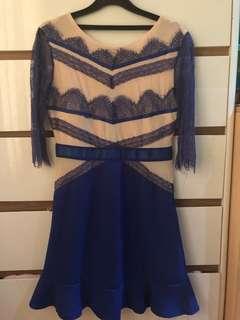 dress self potarit blue