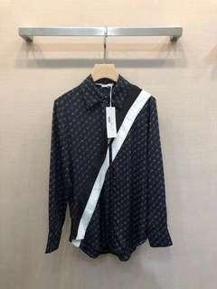 🚚 BN authentic Stella McCartney silk blouse