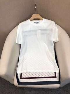 🚚 BN authentic Stella McCartney silk tshirt