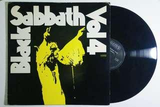 Vinyl | Piringan Hitam | Black Sabbath - Vol. 4