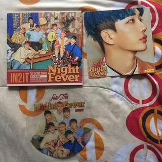 [READY STOCK] IN2IT - Into The Night Fever