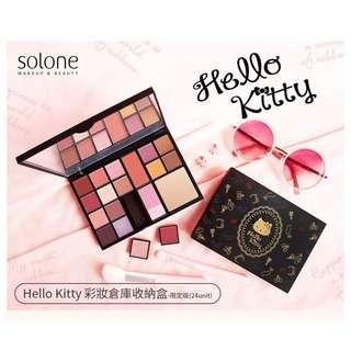 🚚 Solone kitty眼影收納盒