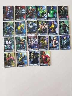 Timezone Injustice game cards