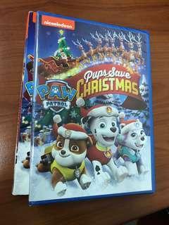 🚚 BN Paw Patrol DVD