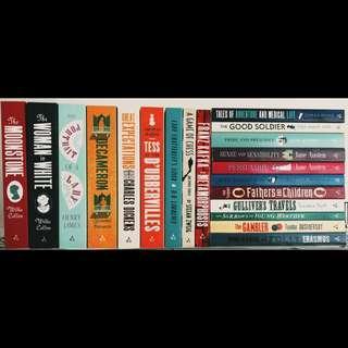Classics 20 Book set