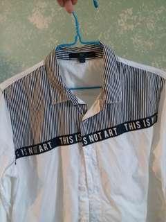 I.T. 5cm Slim Fit恤衫