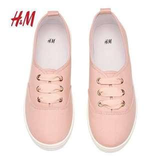 H&M Woman Cotton Shoes Pink