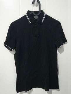 Calvin Klein Polo Shirt Twin Tipped