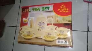 Tea Set 12pcs