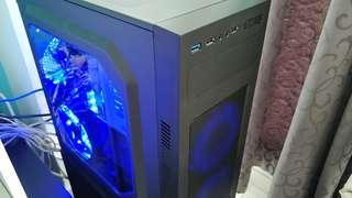 Core i7 4cores 8threads gtx 1060 3gb Gaming Editing Desktop PC
