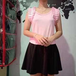 Bouse Pink Atasan Preloved