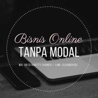 BISNIS ONLINE MUDAH TANPA MODAL