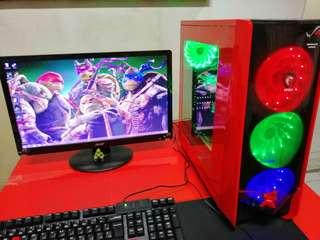 Core i7 gaming desktop