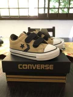 🚚 BN Authentic Converse Star Player Infant Baby Shoes