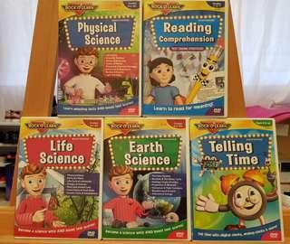 Children's Science DVD