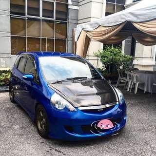 Honda Jazz Mugen Pro (Manual)