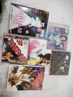 Miriam yeung original CD/DVD for sale