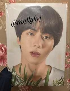 BTS Jin Premium Photo
