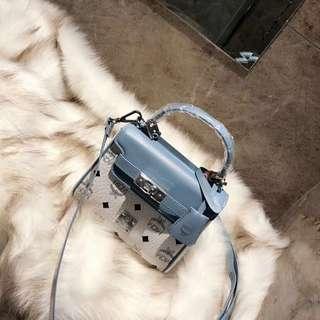 MCM Mini Kelly Bag