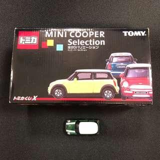 Tomica Mini Cooper selection whole box set