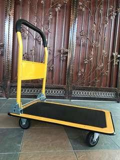 Foldable Platform Hand Truck Trolley