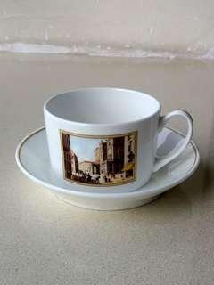 Cova 茶杯連碟一套
