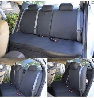 Grey (Captiva) Car seat cover