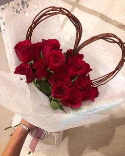 🚚 Valentine's Day Bouquet / Flowers