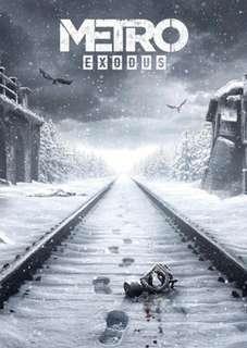 🚚 Metro Exodus Epic Games PC