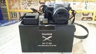 Fujifilm tx10 complete