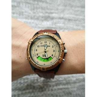 Timex Expedition Indiglo Quartz Watch