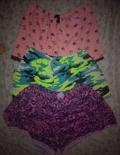 Pambahay shorts take all (FreeSF)