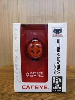 Cateye Sync Wearable