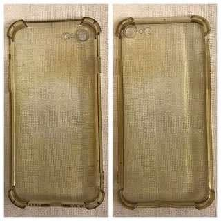 iPhone 7/8 Champagne Gold Clear Case