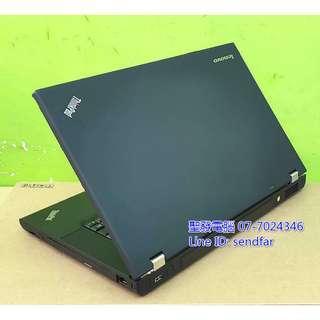 🚚 LENOVO T520 i7-2820QM 8G 500G DVD 15inch laptop ''sendfar second hand'' 聖發二手筆電