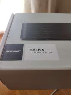 🚚 [NEW] Bose Solo 5