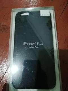 IPhone 6 plus leather case