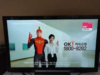 Panasonic 42inch Viera TV  LED LCD TH-L42E3K #SparkJoyChallenge