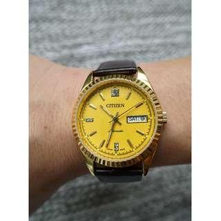 Citizen Vintage Automatic Watch