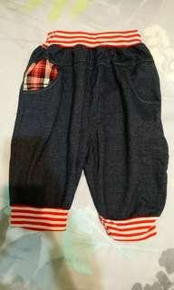 🚚 女童五分褲,男童