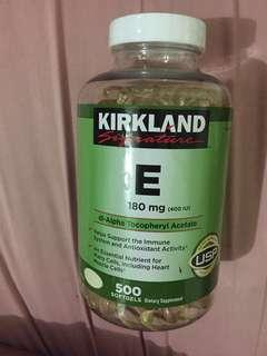 Kirkland Vit E (from US)