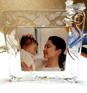 Crystal Picture Frame (Czech Republic)