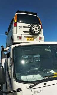 OKU rear halfcut for L9