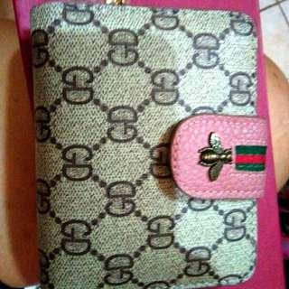 Mini wallet gucci