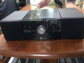 New Denn micro-hifi system for sale