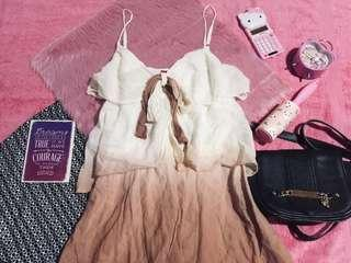 Daisy Ombrè Dress